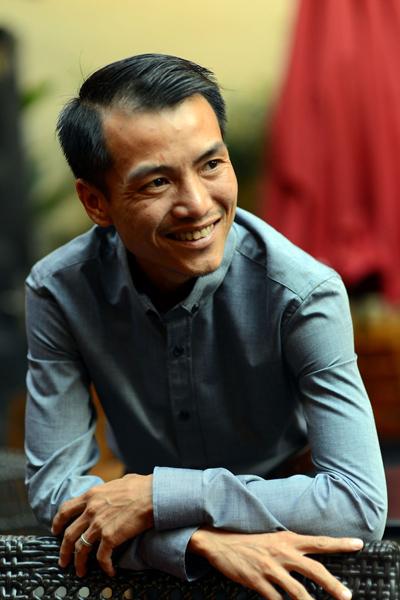 Chân dung Đỗ Thanh Tịnh.