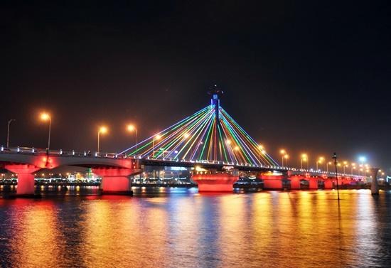 Cầu Sông Hàn sẽ là điểm nhấn trong lễ hội pháo hoa lần này