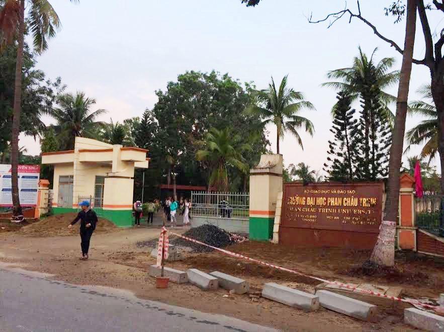 Trường phải hoàn trả lại địa điểm số 2 đường Trần Hưng Đạo cho TP. Hội An