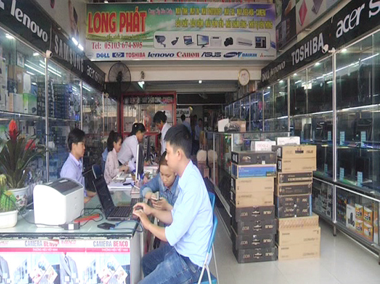 Tính đến cuối tháng 2/2017, hơn 90% doanh nghiệp tại Thăng Bình thực hiện kê khai thuế qua mạng và nộp thuế điện tử.