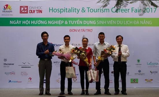 Ngày hội Hướng nghiệp du lịch Đà Nẵng là một chương trình bổ ích cho các bạn sinh viên ngành du lịch, ngoại ngữ
