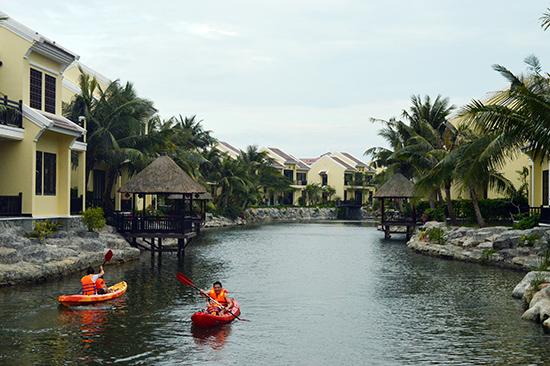 Hội An không nên cạnh tranh du lịch MICE với Đà Nẵng mà chỉ nên xây dựng thành điểm tham quan, nghỉ dưỡng cho dòng khách này.Ảnh: TUẤN LỘC