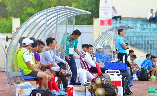 Thời gian nghỉ giữa giai đoạn giúp cho HLV Nguyễn Minh Phương có thời gian để củng cố đội hình Long An cho lượt về.