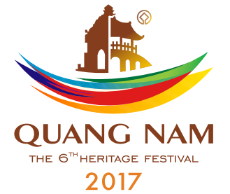 The logo of the 6th Quang Nam Heritage Festival (Photo: quangnamheritagefestival)