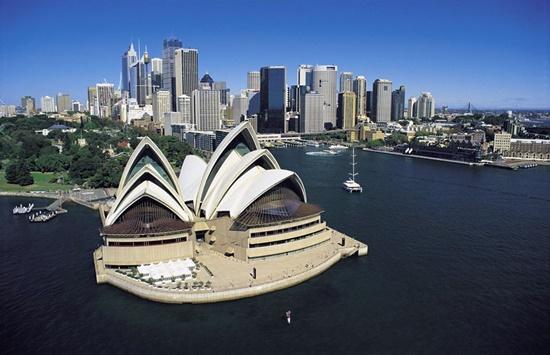Du lịch nươc Úc với nhiều ưu đãi cùng Vietda Travel