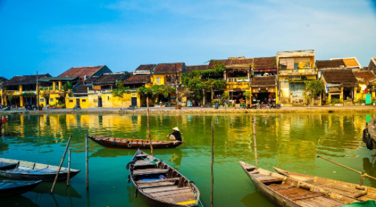 Hoi An in the top 25 destinations of the world for 2017
