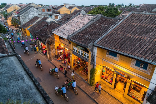 Hoi An city's attraction to domestic and foreign tourists is increasing