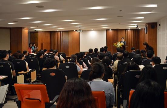 Toàn cảnh buổi hội thảo giới thiệu du lịch y tế Daegu - Hàn Quốc