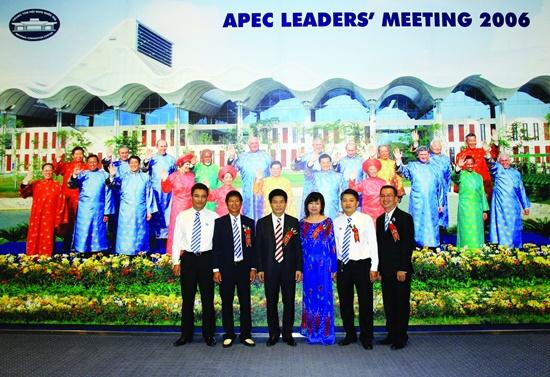 Vietravel lần thứ 2 liên tiếp được vinh dự đảm nhận công tác vận chuyển đại biểu tham dự APEC 2017