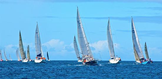 Người dân trong tỉnh và du khách sẽ có dịp thưởng thức cuộc đua thuyền buồm tại Festival Di sản Quảng Nam lần thứ VI-2017.
