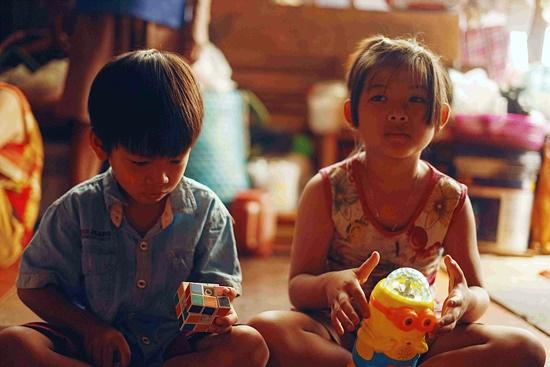 Trẻ em vùng quê luôn chịu nhiều thiệt thòi
