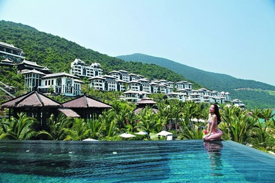 Khu nghỉ dưỡng Intercontinental Danang  sẽ là nơi diễn ra Tuần lễ cấp cao APEC 2017.