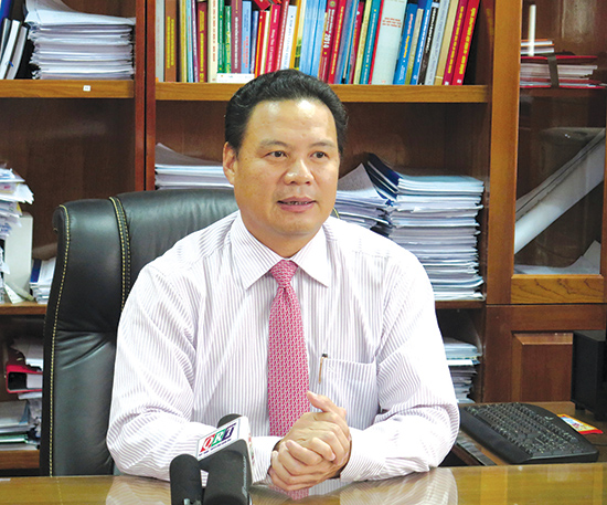 Phó Chủ tịch UBND tỉnh - Trưởng ban tổ chức Festival Di sản Quảng Nam lần VI.