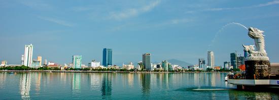 Đà Nẵng là nơi thu hút được nhiều tập đoàn kinh tế mạnh trong phát triển du lịch. Ảnh: PHƯƠNG THẢO