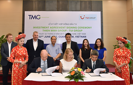 Thien Minh Group's investment into Chu Lai