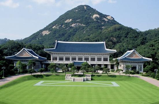 Nhà Xanh - Phủ tổng thống Hàn Quốc