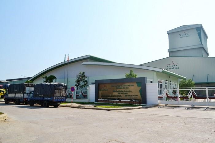 Công ty CP GREENFEED VN, đơn vị thường xuyên phối hợp tổ chức các phiên tuyển dụng việc làm tại trường Cao đẳng Kinh tế - Kỹ thuật Quảng Nam.