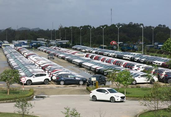 Năm 2016, khu phức hợp sản xuất và lắp ráp ô tô Chu Lai - Trường Hải tăng trưởng vượt bậc, đóng góp đáng kể cho ngân sách nhà nước.