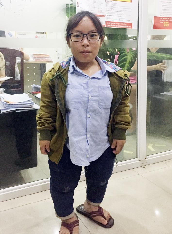 Kiều Trang.