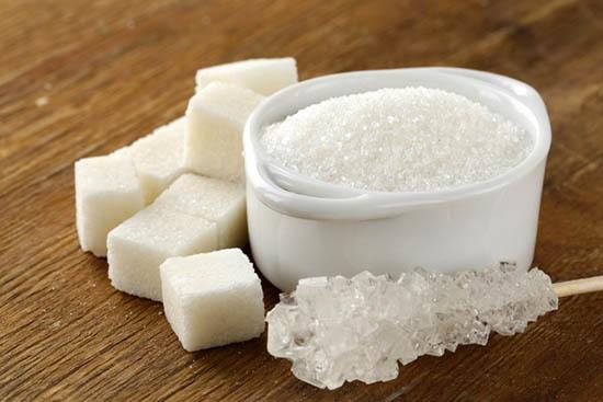 Nam giới nên tiêu thụ một lượng đường khoảng 37,5 g hoặc chín muỗng cà phê đường mỗi ngày. Ảnh: Internet