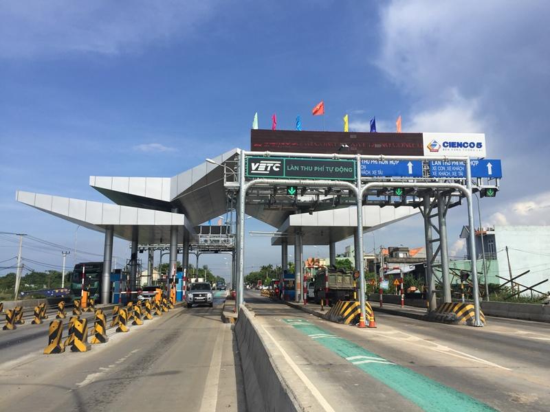 Trạm thu phí Tam Kỳ (Quảng Nam) trở thành trạm thứ 10 trên toàn quốc triển khai dịch vụ thu phí tự động