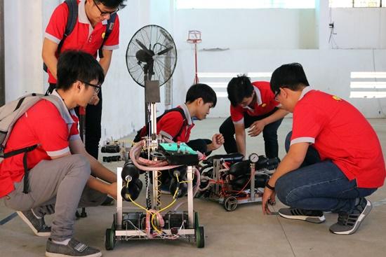 Cuộc thi sẽ kích thích sự say mê sáng tạo của các em học sinh khối THPT
