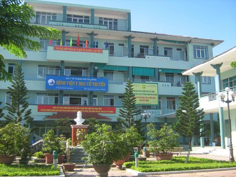 Bệnh viện Y học cổ truyền Đà Nẵng hiện nay, Ảnh: CTV