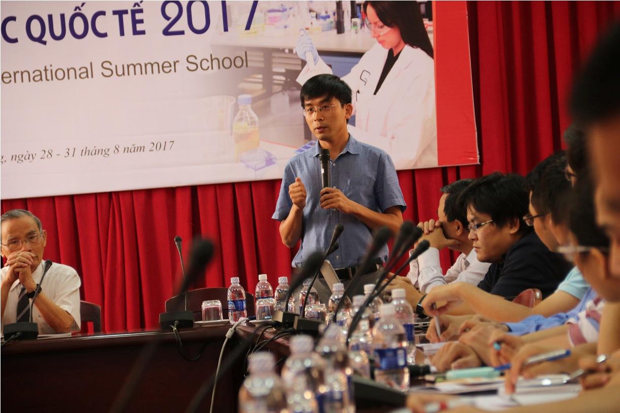 PGS.TS Dương Quang Trung chia sẻ kinh nghiệm bản thân