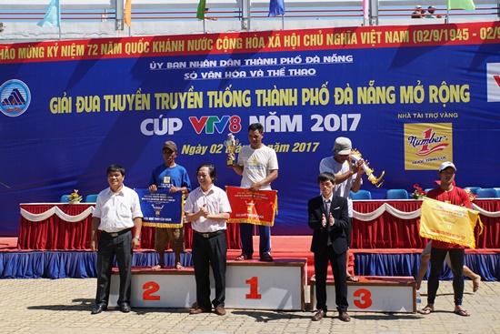 Năm nay nhiều đội đua của Đà Nẵng đã giựt giải
