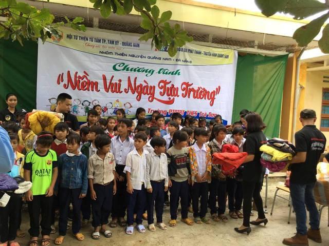 Chi đoàn Đài PT-TH Quảng Nam tổ chức chương trình