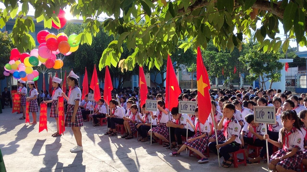 Năm học 2017 - 2018, huyện Nông Sơn sẽ áp dụng nhiều mô hình dạy và học mới mẻ. Ảnh: LÊ PHƯƠNG