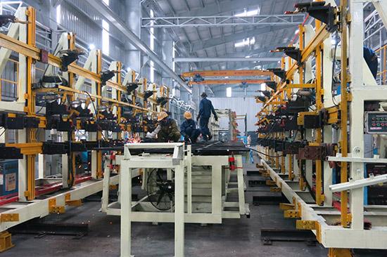 Chu Lai thu hút nhiều nhà đầu tư có tiềm lực tài chính và năng lực sản xuất cao.