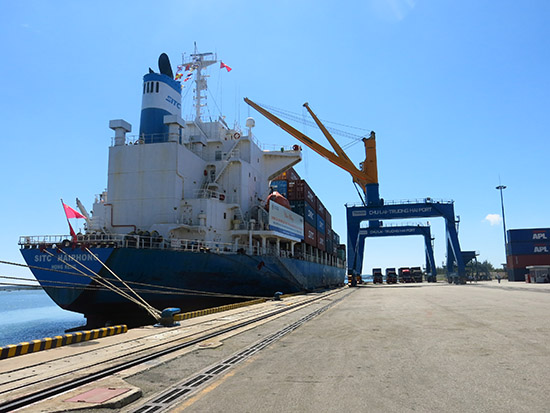 Tam Hiep port: the infrastructure attractive to investors