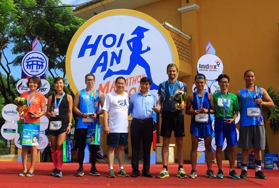 Lần đầu tiên Công ty Index Creative Villageđã (Thái Lan) phối hợp với Trung tâm VHTT TP.Hội An  tổ chức Cuộc thi Maraton quốc tế nhằm quảng bá du lịch Hội An đến Thái Lan