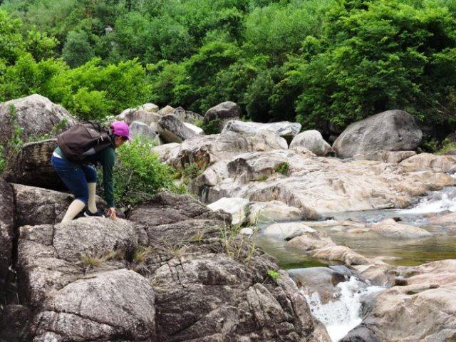 Đại Lộc sở hữu thiên nhiên hoang sơ, trữ tình với nhiều quần thể suối thác đẹp, hùng vỹ.