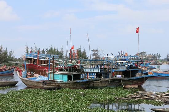 Âu thuyền, cảng cá Hồng Triều (Duy Xuyên) là một trong những dự án chấp thuận đầu tư theo hình thức PPP.