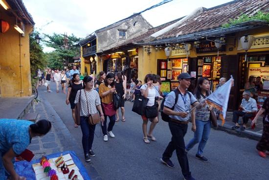 Khách Malaysia rất thích loại hình du lịch di sản