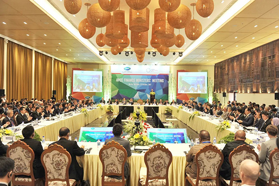 Overview of the APEC Finance Ministers Meeting.