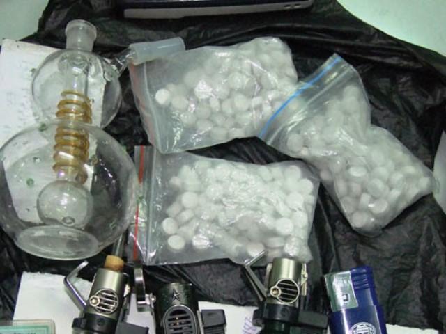 Tăng cường đấu tranh với tội phạm ma túy. Ảnh minh họa