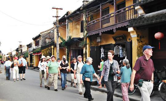 Hoi An ancient quarter: an attractive destination