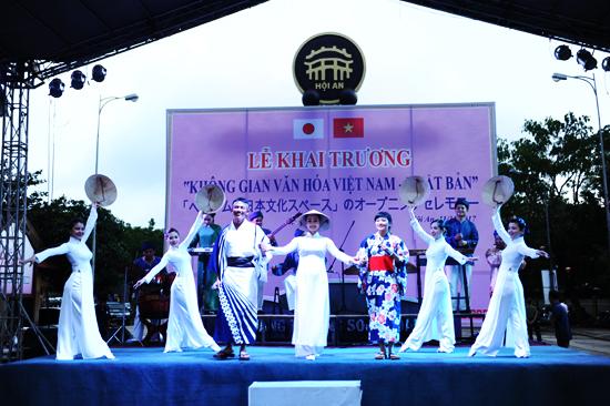 Chương trình sẽ mang đậm dấu ấn của văn hóa Việt Nam - Nhật Bản