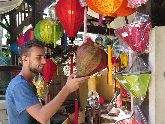 Hoi An traditional lanterns