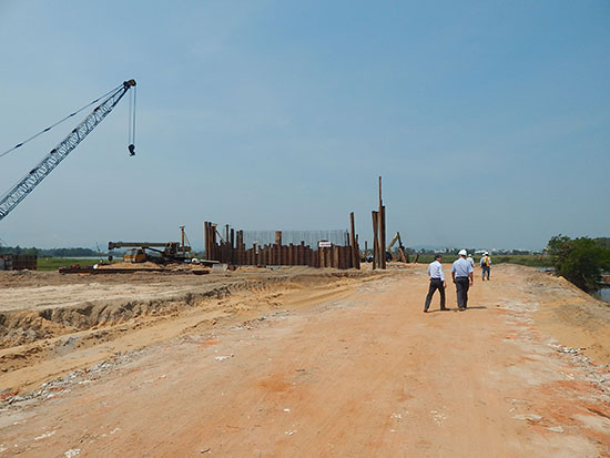 Nhiều dự án thuộc trục cảnh quan hai bên đường Điện Biên Phủ được TP.Tam Kỳ kêu gọi đầu tư theo hình thức PPP.