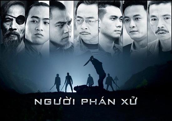 Poster phim Người phán xử.