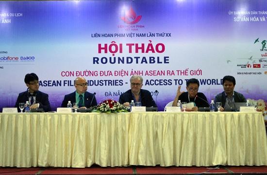 Hội thảo hướng đến mục tiêu đưa điện ảnh ASEAN vươn ra thế giới