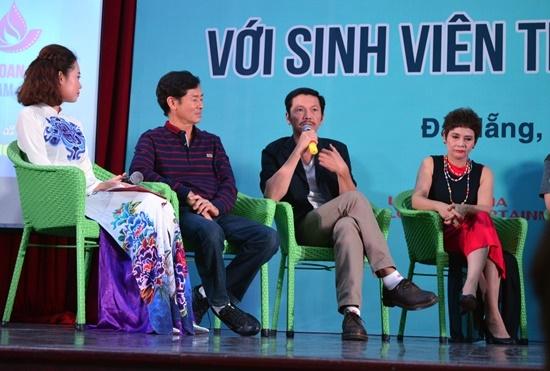 NSƯT Trung Anh chia sẻ những kỷ niệm về nghề điện ảnh