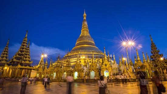 Du xuân Myanmar cùng Vietravel