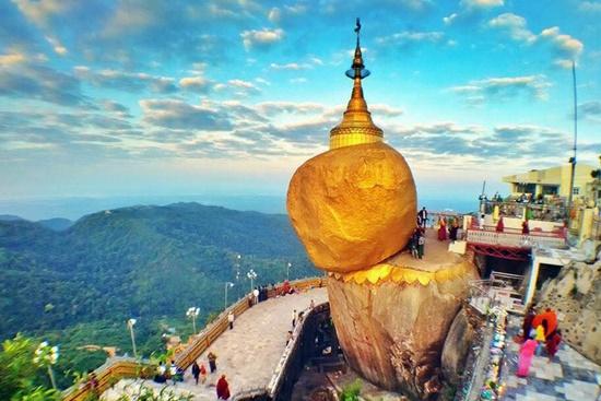 Đất nước Myanmar với nhiều điểm đén hấp dẫn đang chờ đợi khám phá