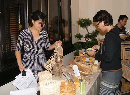 Exhibition of Quang Nam traditional products