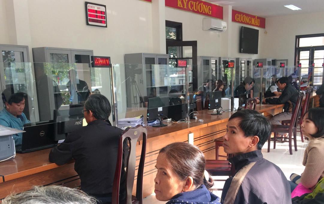 Trung tâm Hành chính công thị xã Điện Bàn